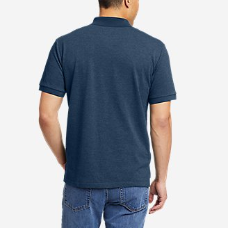 Thumbnail View 2 - Men's Classic Field Pro Short-Sleeve Polo Shirt