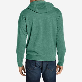 Thumbnail View 2 - Men's Camp Fleece Full-Zip Hoodie