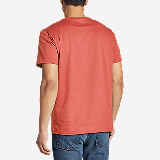 Thumbnail View 2 - Men's Legend Wash Pro Short-Sleeve T-Shirt - Classic