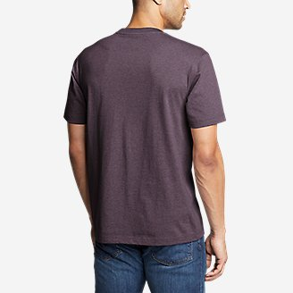 Thumbnail View 2 - Men's Legend Wash Pro Short-Sleeve Pocket T-Shirt