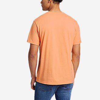 Thumbnail View 2 - Men's Legend Wash Pro Short-Sleeve Pocket T-Shirt