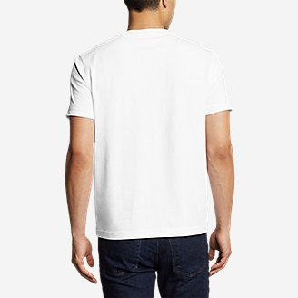 Thumbnail View 2 - Men's Legend Wash Pro Short-Sleeve T-Shirt - Slim