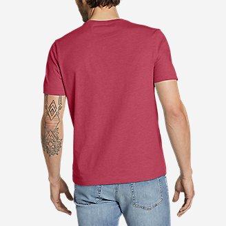 Thumbnail View 2 - Men's Legend Wash Pro Short-Sleeve T-Shirt - Slim