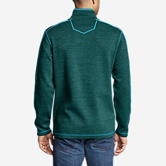 Thumbnail View 2 - Men's Kachess 2.0 1/4-Zip Pullover
