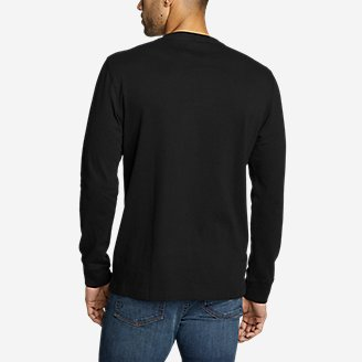 Thumbnail View 2 - Men's Legend Wash Pro Long-Sleeve T-Shirt