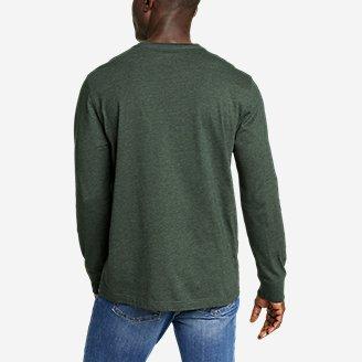 Thumbnail View 2 - Men's Legend Wash Pro Long-Sleeve T-Shirt