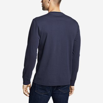 Thumbnail View 2 - Men's Legend Wash Pro Long-Sleeve Pocket T-Shirt