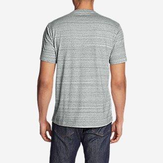 Thumbnail View 2 - Men's Legend Wash Pro T-Shirt - Space Dye