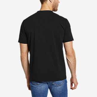 Thumbnail View 2 - Men's Adventurer® Short-Sleeve T-Shirt