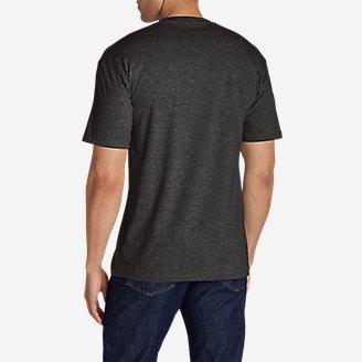 Thumbnail View 2 - Men's Graphic T-Shirt - Altitude Adjustment