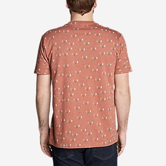 Thumbnail View 2 - Men's Graphic T-Shirt - Through the Trees