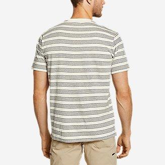 Thumbnail View 2 - Men's Legend Wash Pro Short-Sleeve T-Shirt - Stripe