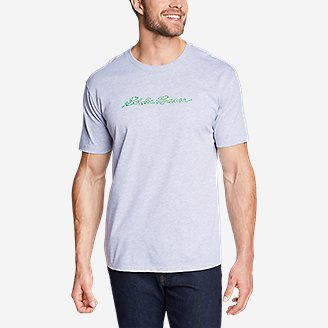 Thumbnail View 2 - Men's Graphic T-Shirt - Optic Mountain