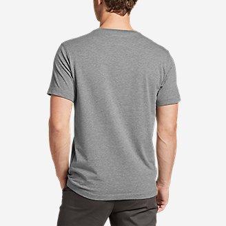 Thumbnail View 2 - Men's Graphic T-Shirt - Mountainrise