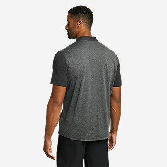 Thumbnail View 2 - Men's Adventurer® Short-Sleeve Polo Shirt