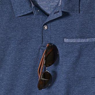 Thumbnail View 3 - Men's Adventurer® Short-Sleeve Polo Shirt
