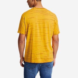 Thumbnail View 2 - Men's Legend Wash Tie-Dye T-Shirt