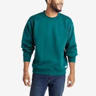 Thumbnail View 3 - Eddie Bauer Signature Sweatshirt