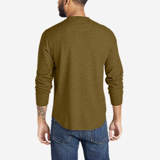 Thumbnail View 2 - Men's Wild River Thermal Henley