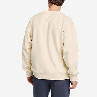 Thumbnail View 2 - Men's Eddie Bauer Signature Sweatshirt