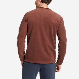 Thumbnail View 2 - Men's Mountain Long-Sleeve Henley 2.0