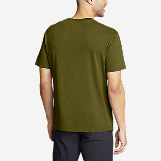 Thumbnail View 2 - Men's Graphic T-Shirt - Outdoor Groove