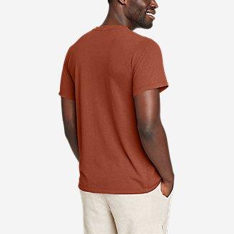 Thumbnail View 2 - Men's Jungmaven X Eddie Bauer Jung T-Shirt - Solid