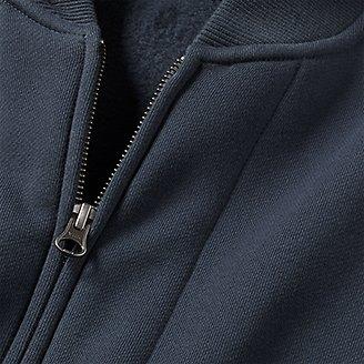 Thumbnail View 3 - Men's Signature Sweatshirt Bomber