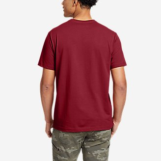 Thumbnail View 2 - Men's Graphic T-Shirt - Canada Vibes
