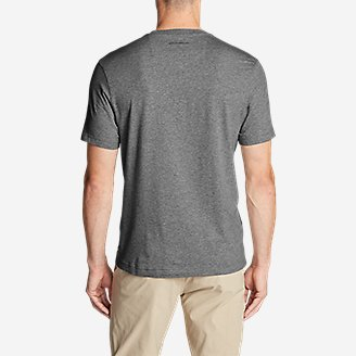 Thumbnail View 2 - Men's Lookout Short-Sleeve T-Shirt
