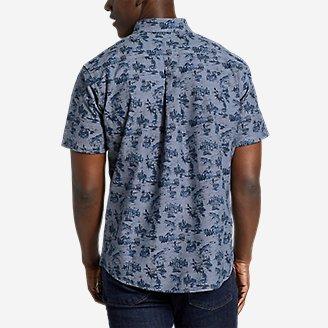 Thumbnail View 2 - Men's Grifton Short-Sleeve Shirt - Print