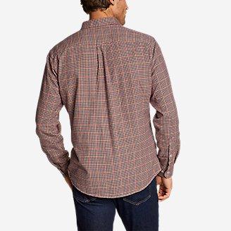Thumbnail View 2 - Men's Eddie's Favorite Flannel Classic Fit Shirt - Plaid