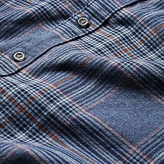 Thumbnail View 3 - Men's Eddie's Favorite Flannel Classic Fit Shirt - Plaid