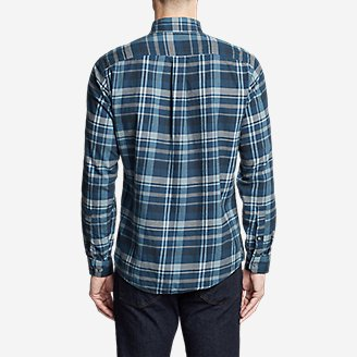 Thumbnail View 2 - Men's Wild River Lightweight Flannel Shirt