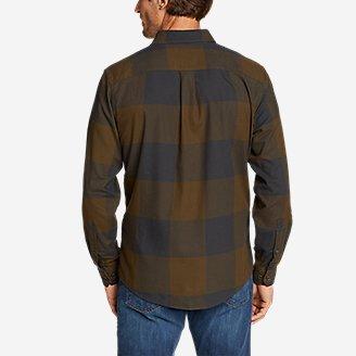 Thumbnail View 2 - Men's Wild River Lightweight Flannel Shirt