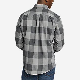 Thumbnail View 3 - Men's Wild River Lightweight Flannel Shirt