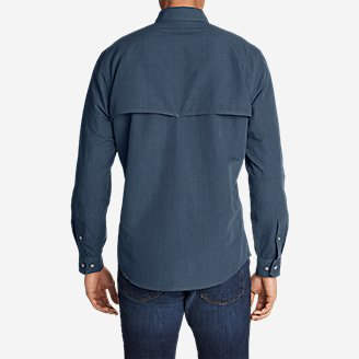 Thumbnail View 2 - Men's Larrabee Pro Long-Sleeve Shirt