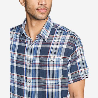 Thumbnail View 3 - Men's Breezeway Short-Sleeve Shirt