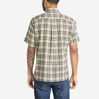Thumbnail View 2 - Men's Breezeway Short-Sleeve Shirt