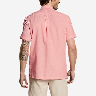 Thumbnail View 2 - Men's Larrabee 2.0 Linen-Blend Shirt