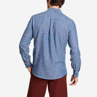 Thumbnail View 2 - Men's Larrabee Long-Sleeve Shirt 2.0