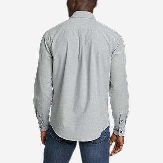 Thumbnail View 2 - Men's Eddie's Flex Oxford Shirt