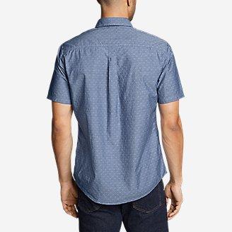 Thumbnail View 2 - Men's Baja Short-Sleeve Shirt - Print
