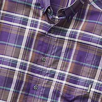 Thumbnail View 3 - Men's Baja Short-Sleeve Shirt - Print