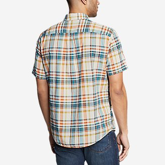 Thumbnail View 2 - Men's Baja Short-Sleeve Shirt - Print