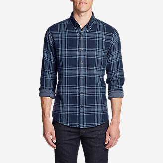 Thumbnail View 3 - Men's Treeline 2.0 Long-Sleeve Shirt