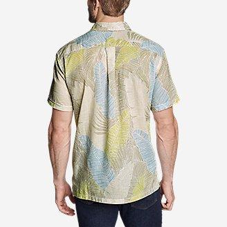 Thumbnail View 2 - Men's Larrabee Short-Sleeve Shirt - Print