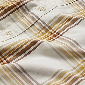 Thumbnail View 3 - Men's On The Go Long-Sleeve Poplin Shirt