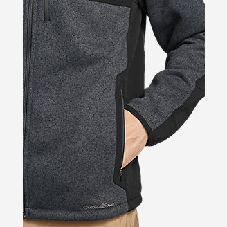 Thumbnail View 2 - Men's Daybreak IR Full-Zip Jacket