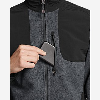 Thumbnail View 3 - Men's Daybreak IR Full-Zip Jacket